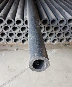 Újrahasznosított vastagfalú, műanyag kerítésoszlop ár