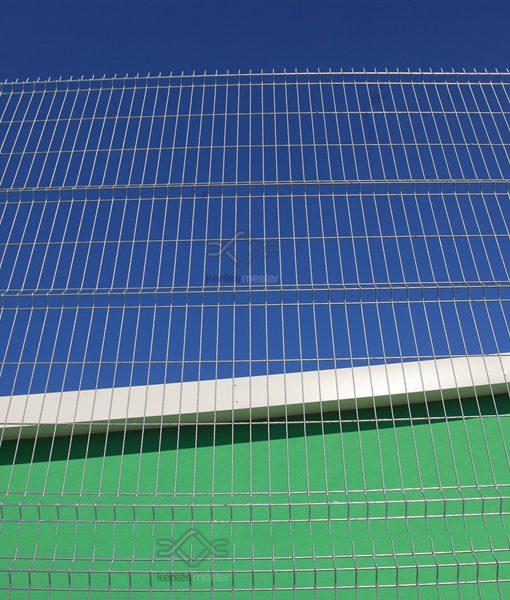 3D táblás elemes kerítés 5 mm huzal 203 cm magas ár
