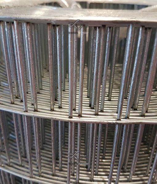 Erős horganyzott fém kerítésháló, drótkerítés 50,8 x 25,4 mm szemmérettel, 25 méteres árak (2)