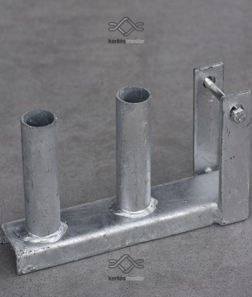 Kaputartó mobil kerítéshez