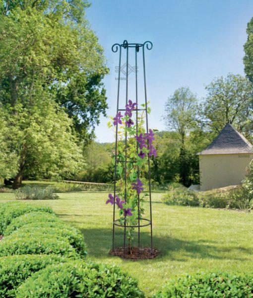 Kerti növény futtató obeliszk (1)
