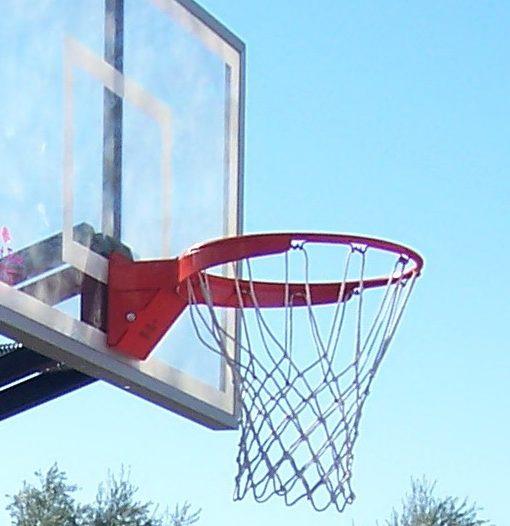 Kosárlabda háló