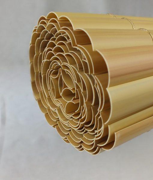 Műnád belátásgátló bambusz színben, belátásgátló Plasticane ár