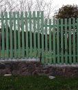 Madeira alumínium kerítés (3)