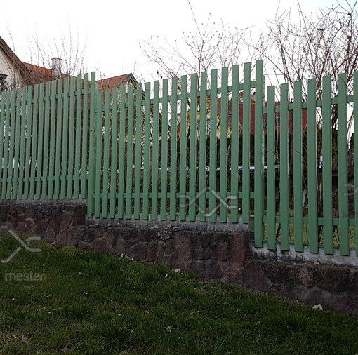 Madeira alumínium kerítés (4)