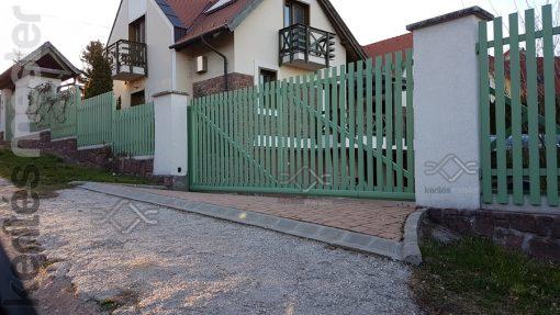 Madeira alumínium kerítés (5)