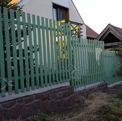 Madeira alumínium kerítés (6)