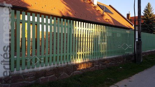 Madeira alumínium kerítés (7)