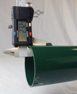 Zöld PVC bevonatú 1 méter széles kerti kapu ár