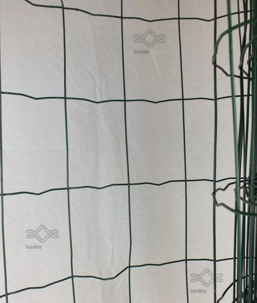 Ponthegesztett kerítésdrót zöld , ponthegesztett drótkerítés, zöld díszkerítés ár