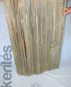 hasított bambusz árnyékoló