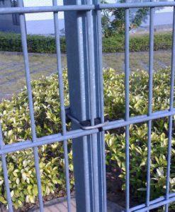 Biztonsági kerítés