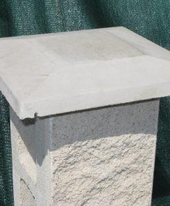 Kúpos beton fedkő