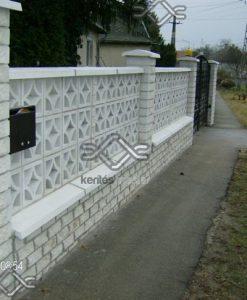Costa Brava kerítésmező kompletten