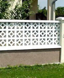 Sevilla kerítés mező falazó beton elem