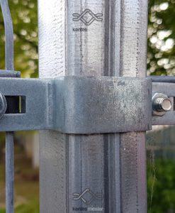 Kerítés tábla rögzítő