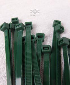 Gyorskötöző zöld színű, uv álló