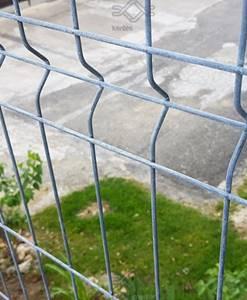 Táblás kerítés 3D 4 mm