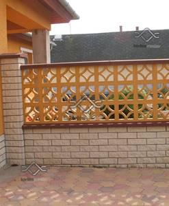 Ibéria kerítésmező elemek