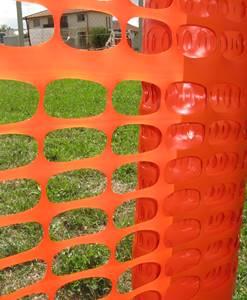 Ideiglenes kerítés