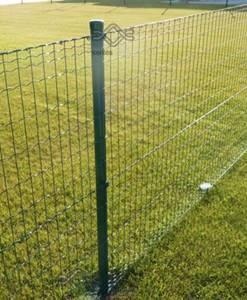 Ponthegesztett kerítés háló